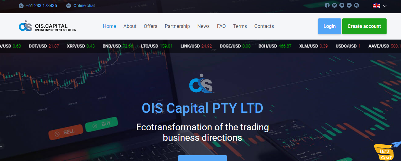 Ois- capital - RIGHT WAY TO CHANGE YOUR LIFE